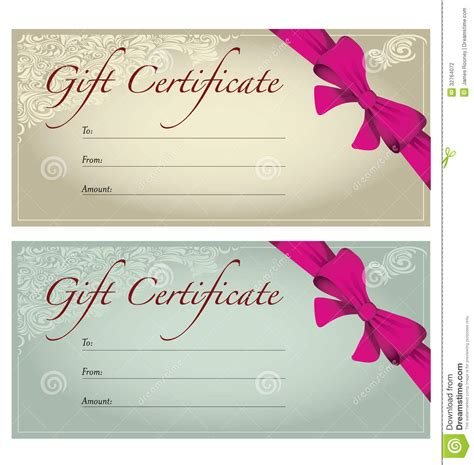 gift certificate template gift certificate template fotolip rich image and wallpaper