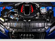 Audi RS7 RS6 C7 Forge Carbon Induction Intake