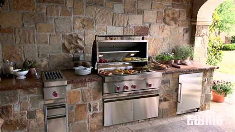 Modular Outdoor Kitchen Cabinets From Rtf Systems Youtube