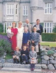 Royal Family Balmoral Castle