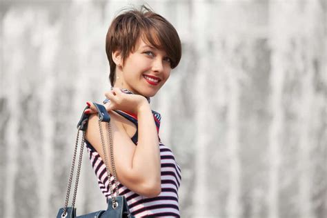 stylish pixie cuts  women  thin hair  hairstylecamp