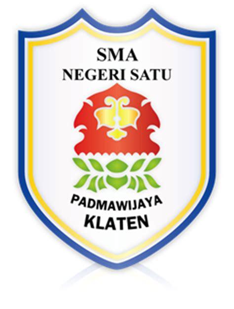 logo sman  padmawijaya klaten logo bagus