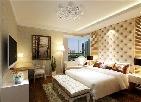 Hotel Room Interior Design 3d