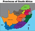 MAP OF SOUTH AFRICA | İMAGES