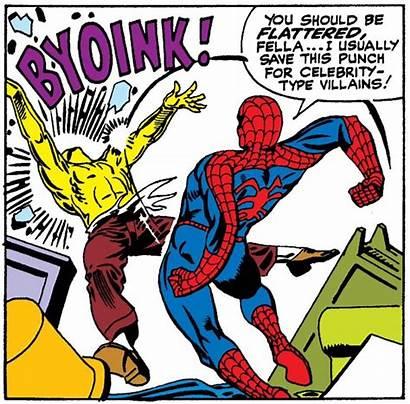 Spiderman Panels Seen Ve Doozies Seem Far