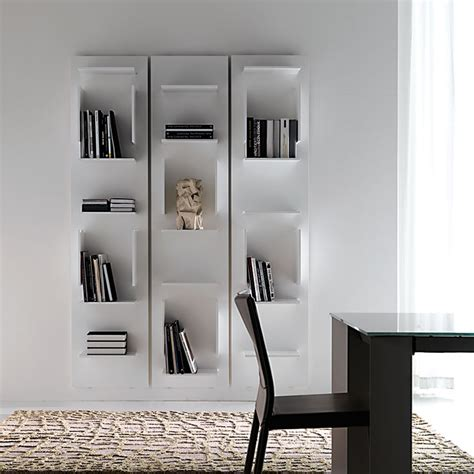 libreria a spirale ikea fifty cattelan italia libreria