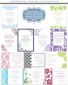 make your own wedding invitations make your own wedding invitations printable diy templates