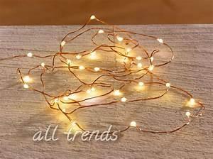 Lichtschläuche Lichterketten : 100 led leuchtdraht schwebelicht 100 lichter lichterkette beleuchtung deko in m bel wohnen ~ Eleganceandgraceweddings.com Haus und Dekorationen