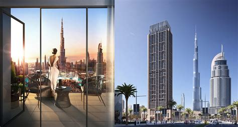 emaar burj royale     bhk apartments price downtown