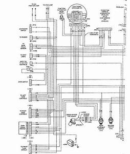 Speedometer Wiring Diagram
