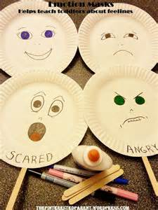 Teaching Emotions Toddlers Activities