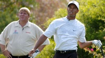 That Time John Daly Asked Tiger Woods to Get a Beer