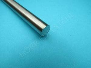 Edelstahl T Profil : rundstahl 8 mm rundstab vollmaterial profil edelstahl 8 mm matt 1 45 m 145 cm 1450 mm ~ Frokenaadalensverden.com Haus und Dekorationen