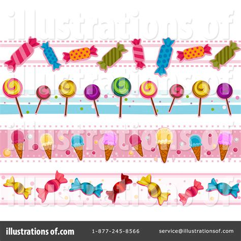candy clipart  illustration  bnp design studio