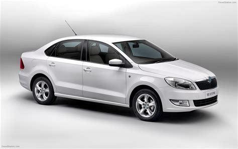 New car Skoda Rapid wallpapers and images - wallpapers ...