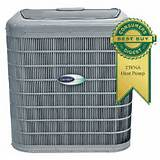 Pictures of Carrier Air Source Heat Pump