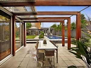 Pergola Holz Modern : amizng modern pergola in 2017 over 40 models to the ~ Michelbontemps.com Haus und Dekorationen