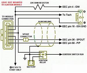 Tfi Module Wiring Diagram To 94 F350