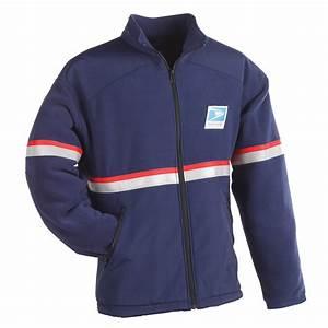 all weather system fleece jacket liner for men letter car With letter carrier jacket