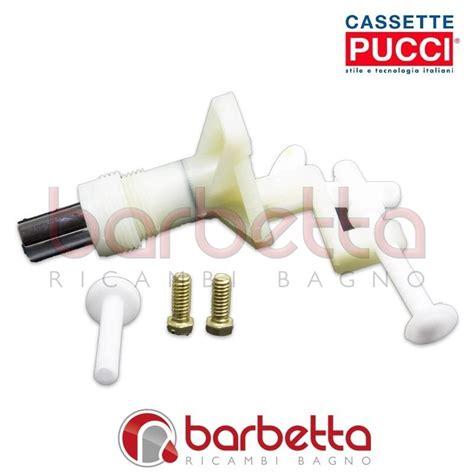 Pucci Cassette Ricambi Ricambio Pucci Pulsante Completo Cassetta 80009035