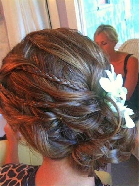 ideas  fine hair updo  pinterest medium