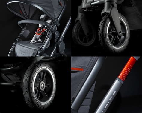 Range Rover Stroller by Land Rover And Icandy Launch All Terrain Pushchair Torque