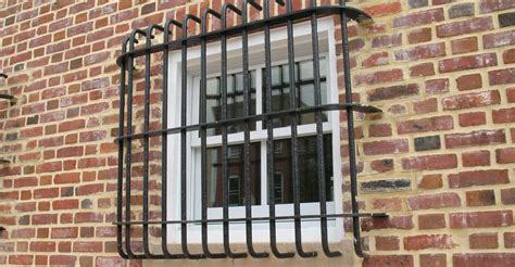 Decorative Security Bars For Windows And Doors by Interior Security Door Bars Advice For Your Home Decoration