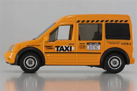 59798 Ford Transit Connect Taxi