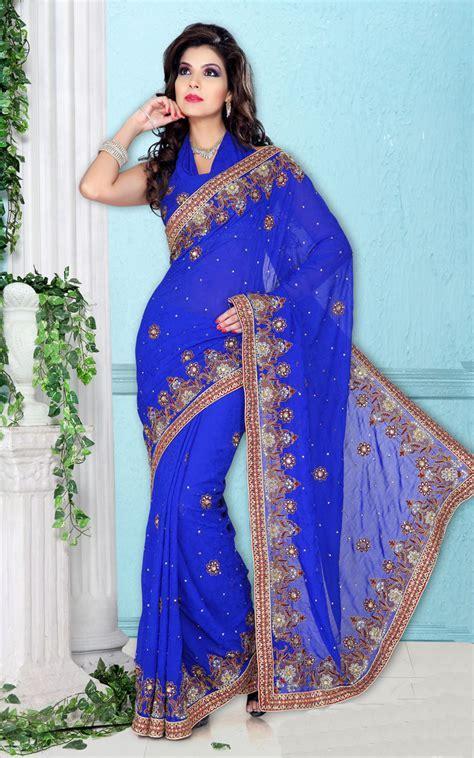 royal blue indian wedding dresses ~ Indian Wedding