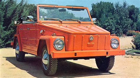 Volkswagen Thing Might Make Comeback As Electric Vehicle