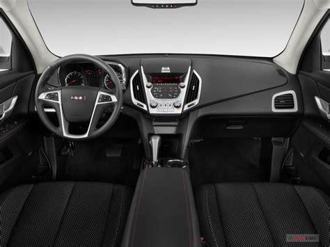 gmc terrain interior  news  cars