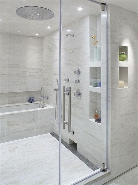 why shower why you should a tub in the shower