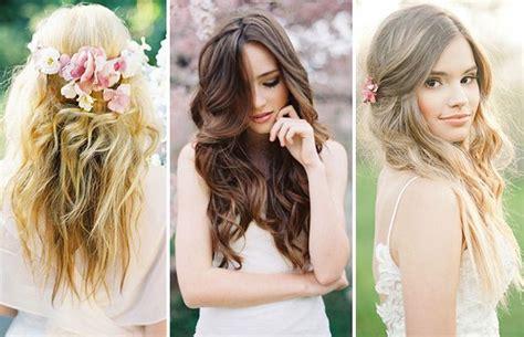 16 Long Hair Bridal Styles