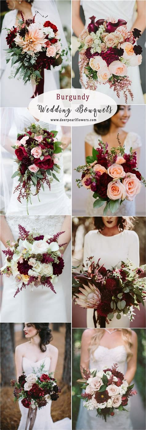 40 Burgundy Wedding Ideas For Fall And Winter Weddings