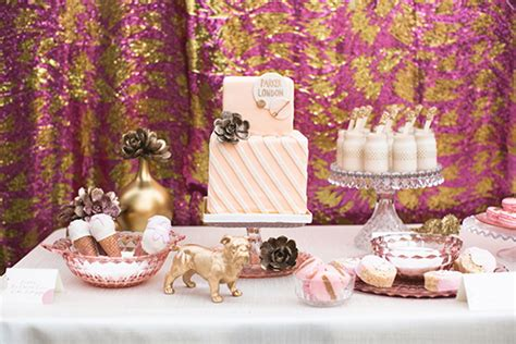 pink dessert table baby shower baby shower dessert table quotes