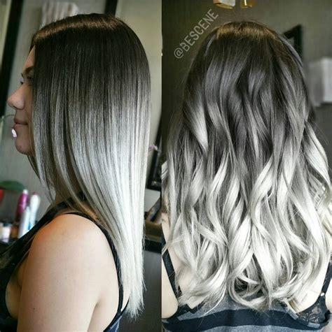black and white hair color best fresh hair colour ideas for hair popular haircuts