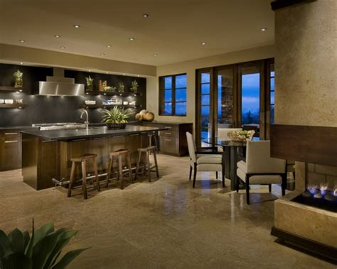 Modern Spanish - Traditional Interior Design by Ownby