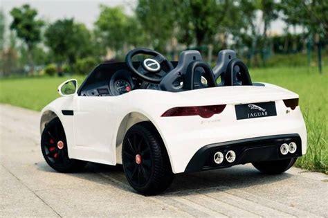 jaguar  type voiture enfant electrique volts