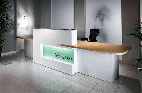 modern reception desk design office furniture modern magazin