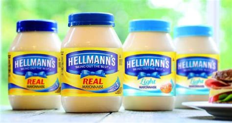 packaging relaunch  hellmanns mayonnaise  design