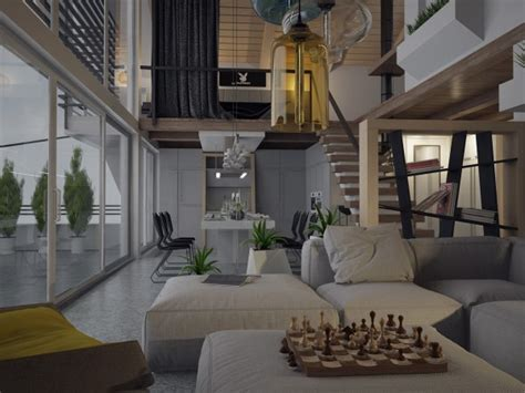 5 Penthouses From 5 Different Parts Of The World by 5 Penthouses From 5 Different Parts Of The World