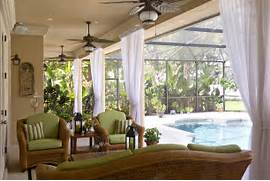 Lanai Decorating On Pinterest Florida Lanai Small Den Decorating Absolute Outdoor Privacy Apopka FL YouTube Swimming Pool Water Curtain Gardening Outdoor Wall Fountain Waterfalls Stunning Swimming Pool Deck Design Ideas With Glass Fence Panels For