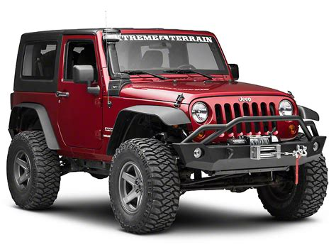 Rugged Ridge Jeep Wrangler Xhd Snorkel With Pre-filter