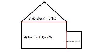 mathe klasse  flaecheninhalt vielecke