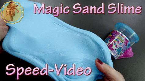 sand selber machen speed magic sand slime ohne kontaktlinsenl 246 sung selber machen diy