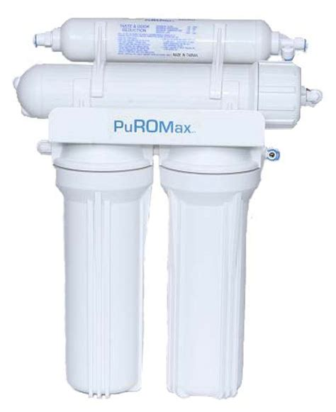 sink water filter puromax by fshs inc value line osmosis units pc4