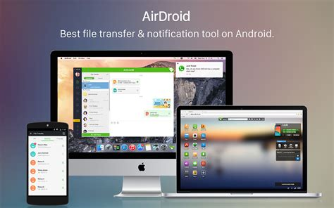 manage my android airdroid file transfer manage android apps on play