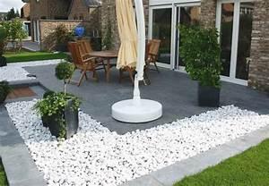 Kies Steine Garten : garten kleine steine kies wei zierkies rechner obi nowaday garden ~ Whattoseeinmadrid.com Haus und Dekorationen