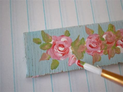 how to paint shabby chic roses pin by eric teresa mcelwain on painting pinterest