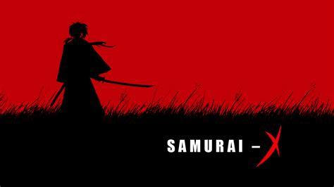 Download Samurai Anime Wallpaper 1366x768